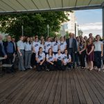 2018 Empfang der Europameisterinnen von Bundesrat Guy Parmelin