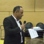 AKV Präsident Oscar Diaz Ansprache