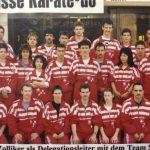 1988 Delegationsleiter Team Schweiz WM Kairo