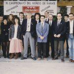 1992 Delegationsleiter Team Schweiz WM Granada