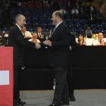 2011 EM Begrüssung WKF-Präsident Antonio Espinos