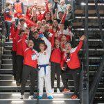 2019 EM U21 Aalborg Schweizer Team