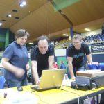 SKL Sursee Marianne Furrer, Alija Idriz, Florian Gehrig