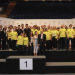 EM 2011 alle Volunteers