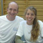 AM 2012 Faby Honegger und Nicole Zwyssig