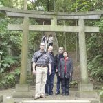 2008 Faby Honegger, Piero Lüthold, Hilde und Kurt Gerber, Kamakura