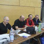 AM Daniel Humbel, Robert Schaffner, Alija Idriz, Piero Lüthold