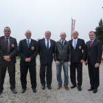 2016 mit WKF-Präsident Antonio Espinos Salzburg