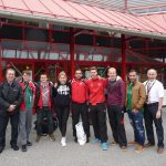 2017 K1 Salzburg mit Team Sursee
