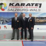 2016 K1 Salzburg mit Piero Lüthold, Alois Wiesböck