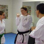 Fabienne Künzli - so ist nun mal Wado-Ryu