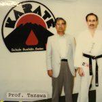 Mit Prof. Masashi Tazawa