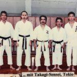 Training Tokyo 1989