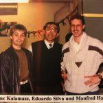 Ferenc Kalamasz, Eduardo Silva, Manfred Haberer