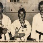 Roger Erne, Ferenc Kalamasz, Daniel Humbel