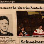 Thomas Zehnder - viele Jahre im Einsatz für Bushido und das Schweizer Karate