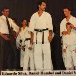 10 Jahre Swiss Wado-Kai mit Eduardo Silva, Daniel Humbel