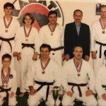 Medaillengewinner Bushido Meisterschaften