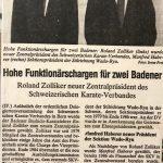 1988 Badener Tagblatt Wahlen