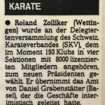 1988 Fachzeitung Sport