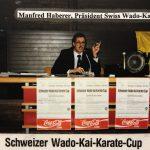 1987 Manfred Haberer - langjähriger Trainer