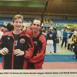 Kämpften für Bushido an vielen SKL-Turnieren