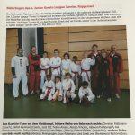 Junior Karate League