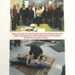 SKF Erste Hilfe Ausbildung mit Instruktorin Conny
