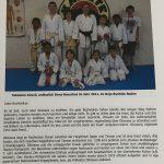 Unterricht Kids mit Fabienne und Bericht Okinawa