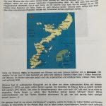 Bericht Okinawa, Teil 2