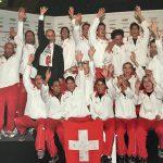 EM 2011 mit Team