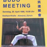 1996 Int. Budomeeting Zürich