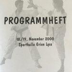 2000 SM Junioren Lyss