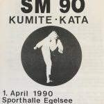 1990 SM Kata Kreuzlingen