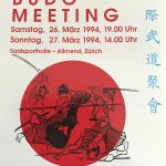 1994 Int. Budo Meeting Zürich