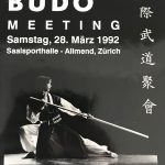 1992 Budo Meeting Zürich