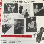 1991 Budo Meeting Davos