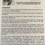 1991 Grusswort Teruo Kono