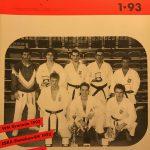 1993-1 karate do