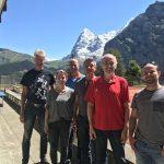 2019 J+S Mürren mit Ausbilder Team