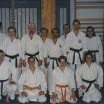 90iger Jahre Lehrgang CH mit Takagi-Sensei
