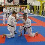 Idori-Kumite mit Reto Kern und Markus Jost