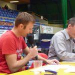 Mit Florian Gehrig und Marianne Furrer SKL Sursee