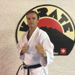 Marcus Pollak - seit den 8oiger Jahren im Karate