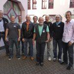 2012 mit den ersten Experten für die eidg. Berufsprüfungen Karatelehrer