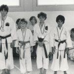 Viele Kata-Erfolge: Ferenc Kalamasz, Daniel Miletic