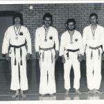 Roger Keller, Ewald Monn, Alex Beck