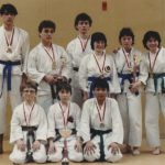 Sieg Kata-Team Daniel Miletic, Thomas Studer, Fabian Silva