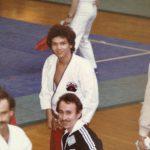 1979 EM Kontakt-Karate mit den späteren Vize-Weltmeister Daniel Humbel