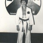 Thomas Weber - viele Medaillen für Bushido